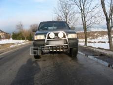 Opel Frontera A 1992-1998  Wysoki przód z grillem