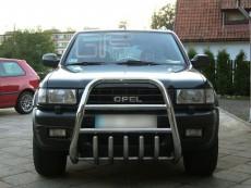 Opel Frontera B 1998-2004  Wysoki przód z grillem