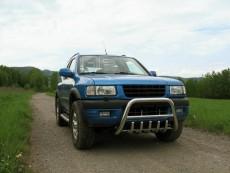 Opel Frontera B 1998-2004 Niski przód z grillem