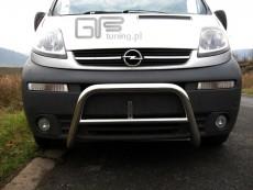 Opel Vivaro 2001+ Niski przód bez grilla