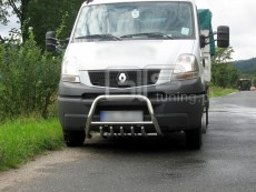 Renault Mascott 2004-2010  Niski przód z grillem