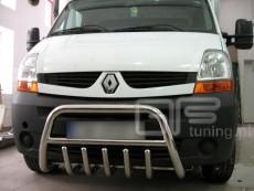 Renault Master 2003-2010 Niski przód z grillem