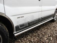 Renault Trafic 2001+ Rury boczne