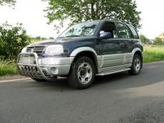 Suzuki Grand Vitara 1998-2005  Stopnie boczne