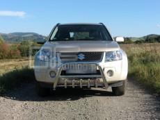 Suzuki Grand Vitara 2006+  Niski przód z grillem