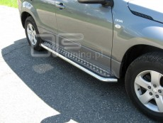 Suzuki Grand Vitara 2006+  Stopnie boczne