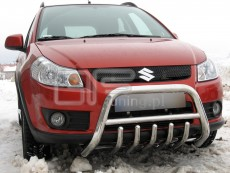Suzuki SX4 2007+ Niski przód z grillem