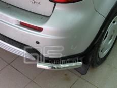 Suzuki SX4 2007+  Narożniki tylne