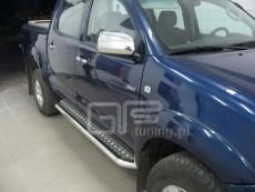 Toyota Hilux 2005-2011 Stopnie boczne