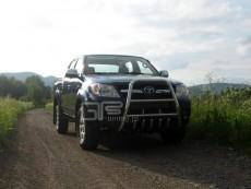 Toyota Hilux 2005-2011 Wysoki przód z grillem