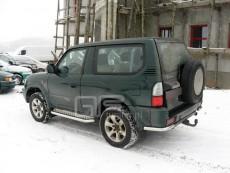 Toyota Land Cruiser 90 1996-2001  Stopnie boczne