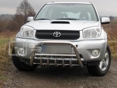 Toyota Rav4 2000-2005 Niski przód z grillem