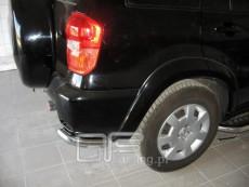 Toyota Rav4 2000-2005 Narożniki tylne