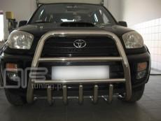 Toyota Rav4 2000-2005 Wysoki przód z grillem