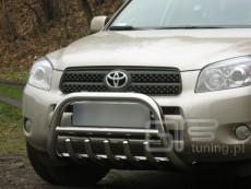 Toyota Rav4 2006-2009 Niski przód z grillem