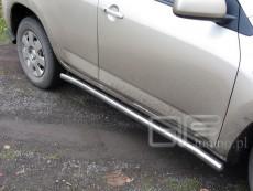 Toyota Rav4 2006-2009 Rury boczne
