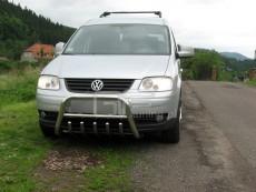 Volkswagen Caddy 2003+ Niski przód z grillem