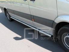 Volkswagen Crafter 2006+ Rury boczne
