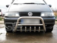 Volkswagen Sharan 1995-1999 Niski przód z grillem