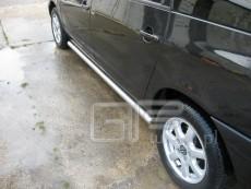Volkswagen Sharan 1995-1999  Rury boczne