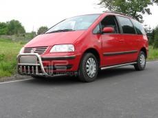 Volkswagen Sharan 2000-2004 Rury boczne