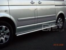 Volkswagen T5 Rury boczne