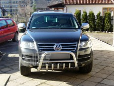Volkswagen Touareg 2002-2006 Niski przód z grillem