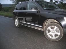 Volkswagen Touareg 2002-2006 Rury boczne