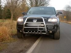 Volkswagen Touareg 2002-2006 Wysoki przód z grillem