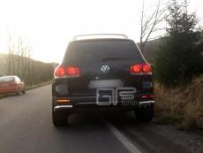 Volkswagen Touareg 2002-2006 Narożniki tylne