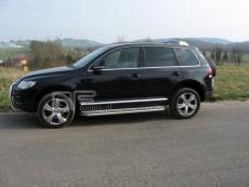 Volkswagen Touareg 2007-2010 Stopnie boczne