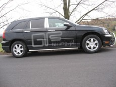 Chrysler Pacifica 2003-2006 - Rury boczne