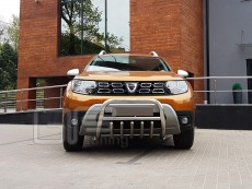 Dacia Duster II 2017+ Niski przód z grillem