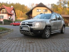 Dacia Duster 2010 + Niski przód z grillem