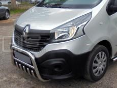 Renault Trafic 2014+ Niski przód z grillem