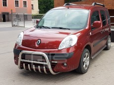 Renault Kangoo 2 2008-2013 Niski przód z grillem