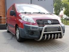 Fiat Scudo 2006+ Niski przód z grillem