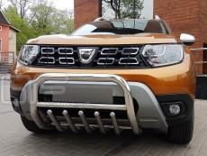 Dacia Duster II Niski przód z grillem