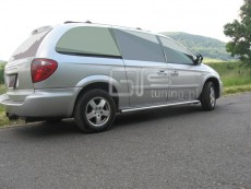 Dodge Grand Caravan 2005-2007 - Rury boczne