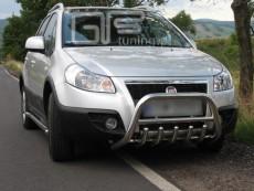 Fiat Sedici 2007 + Niski przód z grillem
