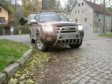 Ford Ranger 2006-2009 Wysoki przód z grillem