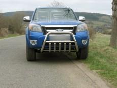 Ford Ranger 2009 + Niski przód z grillem