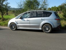 Ford S-Max 2006 +  Rury boczne