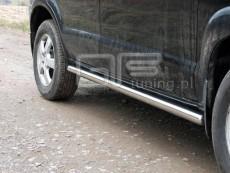 Hyundai Santa Fe 2001-2005  Rury boczne