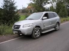 Hyundai Santa Fe (CM) 2006 + Stopnie boczne