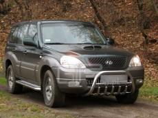 Hyundai Terracan Niski przód z grillem