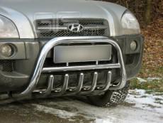Hyundai Tucson 2004-2009 przód z grillem
