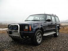 Jeep Cherokee 1988-2001 Wysoki przód z grillem