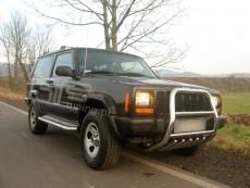 Jeep Cherokee 1988-2001 Stopnie boczne